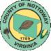 Nottoway County, Virginia seal