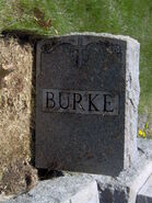 Burke-BlackJack 2012 tombstone