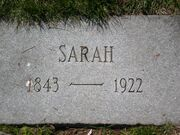 Kershaw-Sarah tombstone 01w
