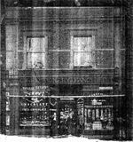 Albert Thomas Arthur Stickler shop in Bristol c1906