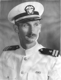 Gillespie Godfrey Boyd Capt USNR