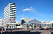 Berlin - Haus des Lehrers & BCC