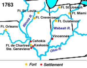 Wpdms illinois country settlements 1763