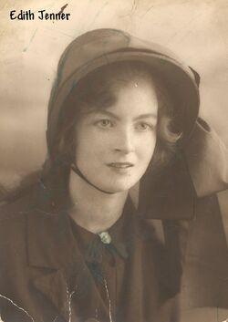 Edith Louisa Jenner (1911-1987)
