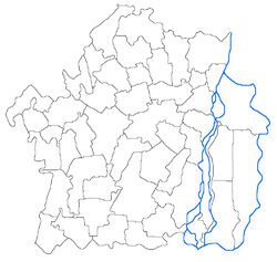 Romania Braila Location map