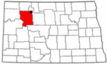 Lowland TWP, Mountrail Co, ND