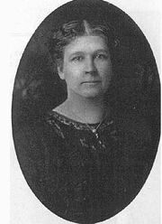 Lucy May Van Cott (1869-1957)