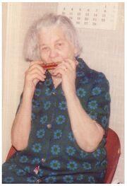 Nanny, 88 år och 1 dag
