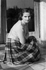 Ligia Filotti 1955