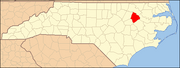 North Carolina Map Highlighting Edgecombe County.PNG