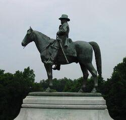 US Grant Statue Vicksburg