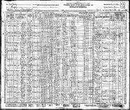 1930 census Lindauer-Hebbard