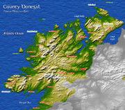 Donegalmap