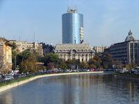 Bancorex building bgiu