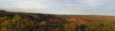 Caprock Escarpment
