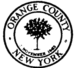 Orange County, New York seal