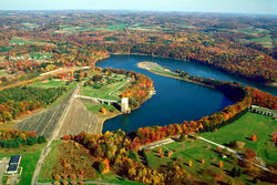 USACE Crooked Creek Lake and Dam