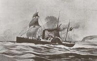 SS Brother Jonathan 1862