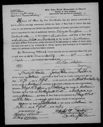 Piatt Griffin 1908 marriage