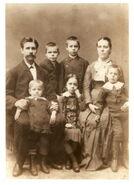 Andreas Thorsen Tandberg (1846-1910)-Tandberg Family-W
