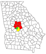 Macon-Warner Robins-Fort Valley CSA