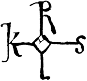 Signaturecharlemagne