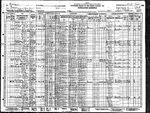 Census of Wrightstown Township Brown County Wisconsin 1930 pg03