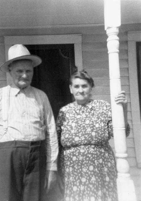 Charles & Mary Emma Hunt