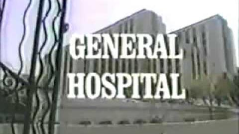 GENERAL HOSPITAL (1978-1993 Opening Sequence)