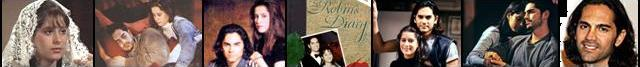 Robin's diary banner