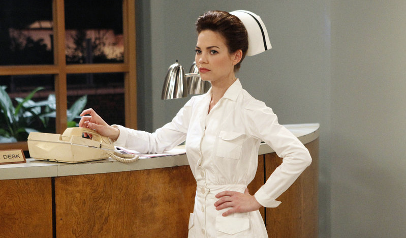 Rebecca Herbst as jessie brewer
