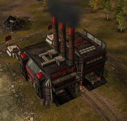 RussianWarFactory