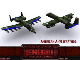 American A10Warthog