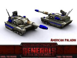 American Paladin