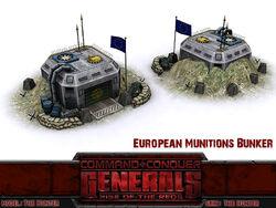 EU Munition Bunker