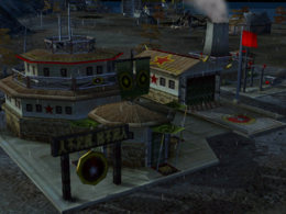 Command Center China
