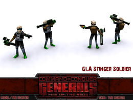 GLA StingerSoldier