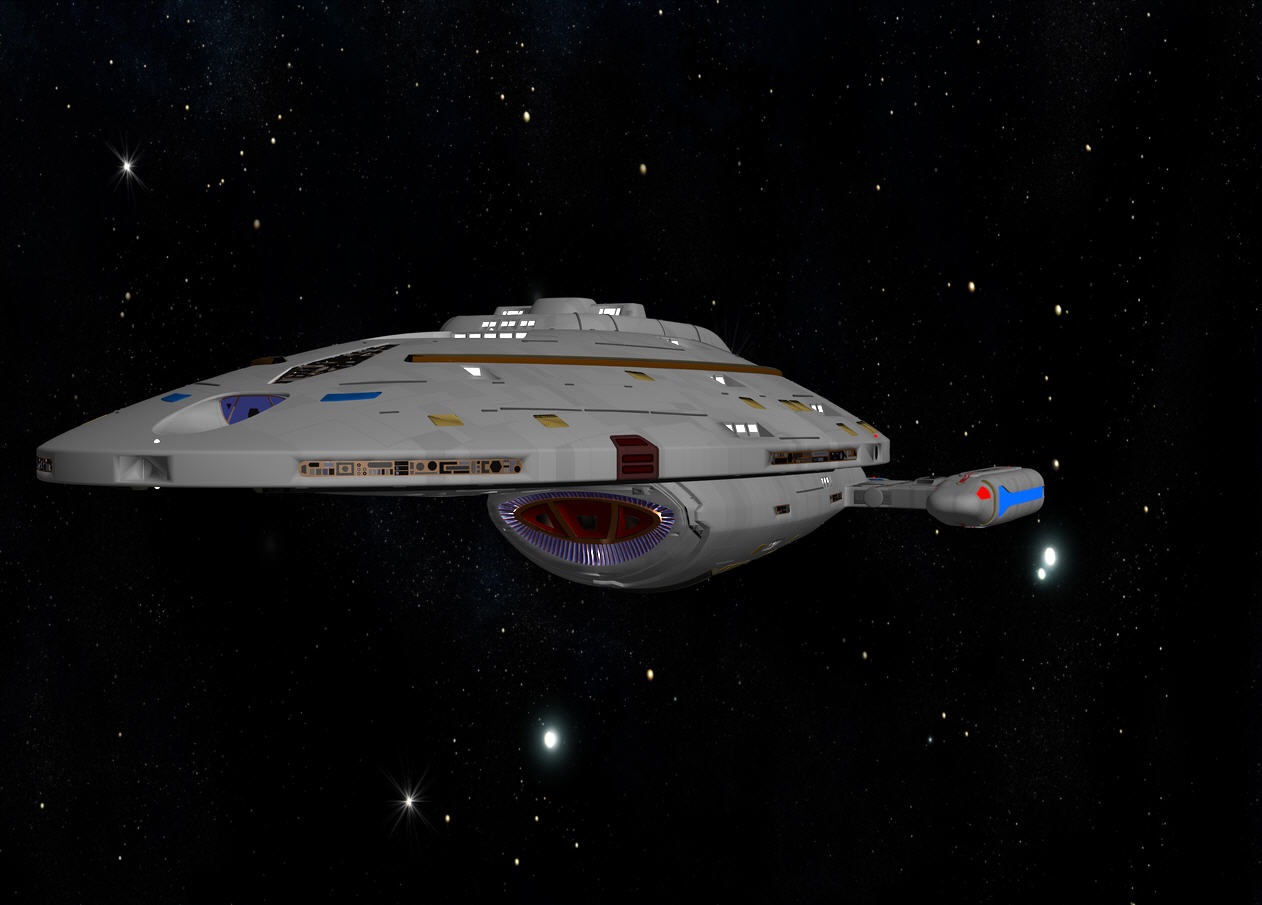 Intrepid Class Star Trek Generation Fleet Wiki