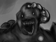 Alien face by shails the dark fox-d48t77p