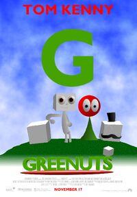 Greenuts 1 poster
