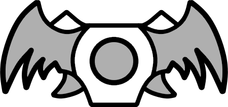 120 secret coins - Geometry Dash Icon Coloring Pages