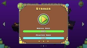 Geometry Dash World - Striker