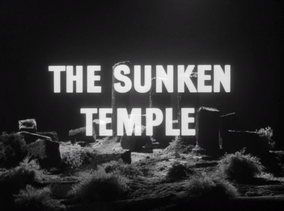 The sunken temple