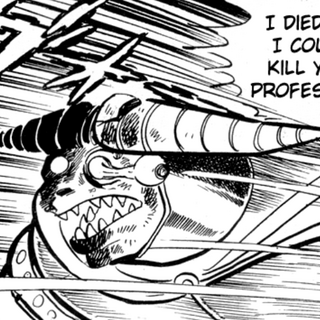 A revived Garo reveals his true plan
