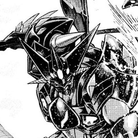 Pikanodon as Black Getter 1
