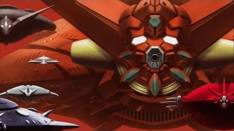 Super Robot Taisen Z3 Tengoku Hen - Versus Black Getter & Shin Shine Spark Event (60 FPS)