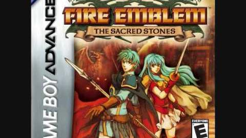 Fire Emblem The Sacred Stones 50 Comrades