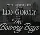 Bowery Boys (film series)