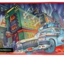 McDonald's Ghostbusters II Promotion 1989