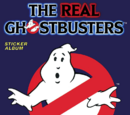The Real Ghostbusters: Sticker Album (Panini)
